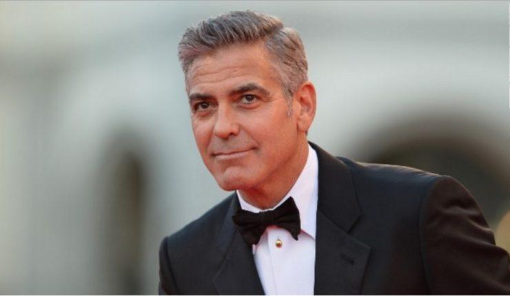 George Clooney, internado de urgencia