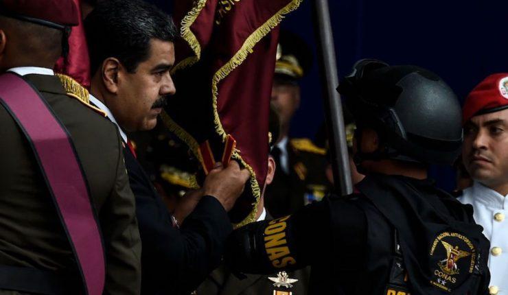 Maduro arremete contra Jaime Bayly por conspirar para asesinarlo