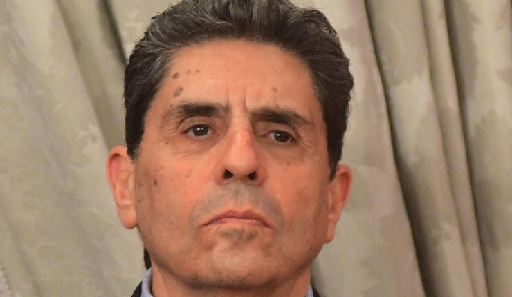 Ministro Rojas: