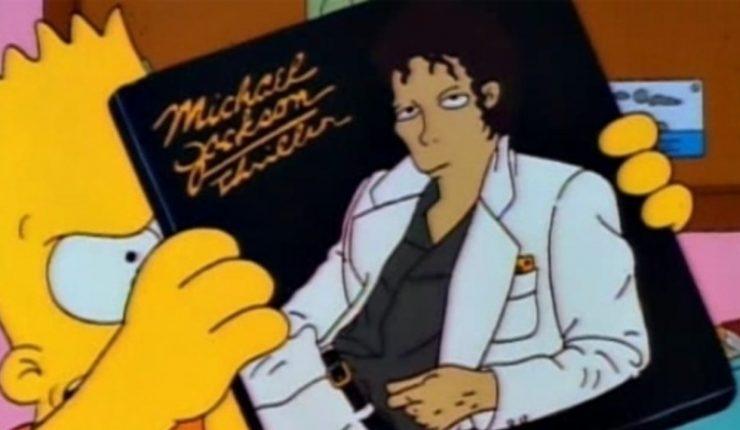 'Los Simpson': Matt Groening confirma el cameo de Michael Jackson