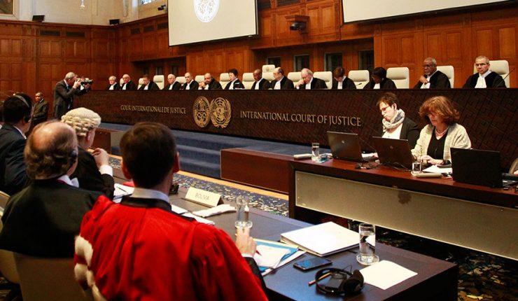 Fallo del juicio marítimo se conocerá el 1 de octubre
