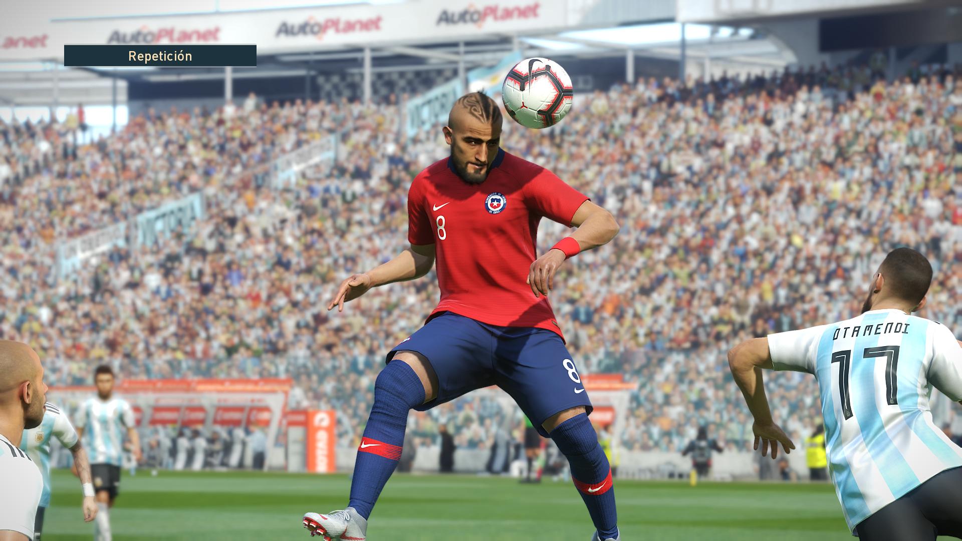 Pro Evolution Soccer viene al alza. La versión 2019 es un título que  enfrentó con más fuerza eso que le viene faltando en la última década  las  licencias. 9ccff494a1906