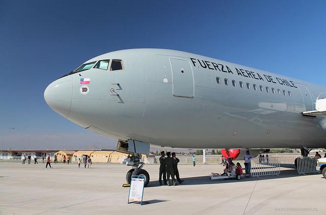 Gobierno evalúa utilizar un avión presidencial para ayudar a ...