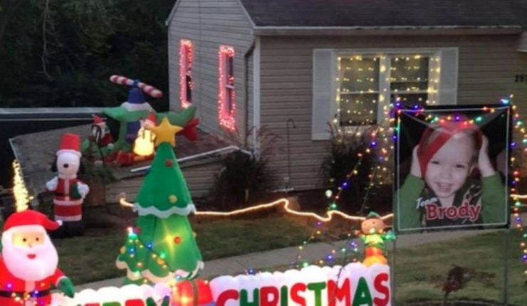 Fotos De La Navidad En Estados Unidos.Un Pueblo Decide Celebrar La Navidad En Septiembre Para Un