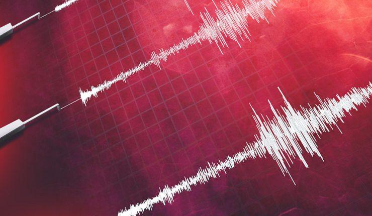 Se registra sismo en Chile