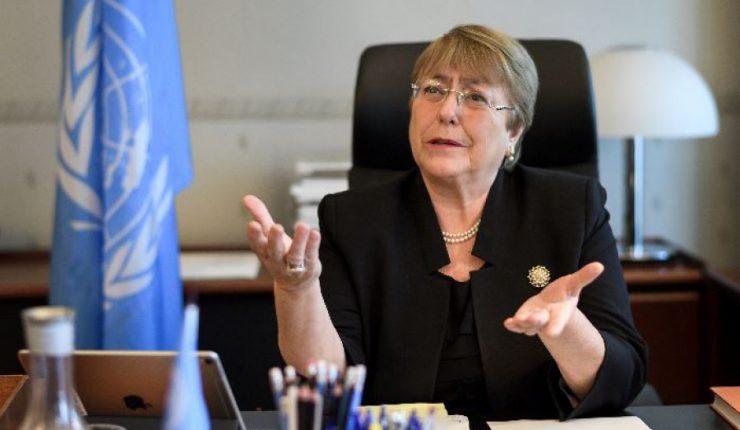 Bachelet: Estaremos muy atentos que se respeten los derechos humanos en Brasil