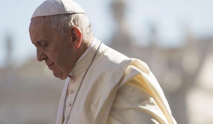 Papa Francisco culpa al diablo por abusos sexuales en la Iglesia