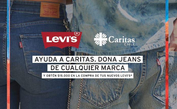 7c5a492042c Campaña en apoyo a los migrantes llama a reciclar y a darle una nueva vida  a tus jeans