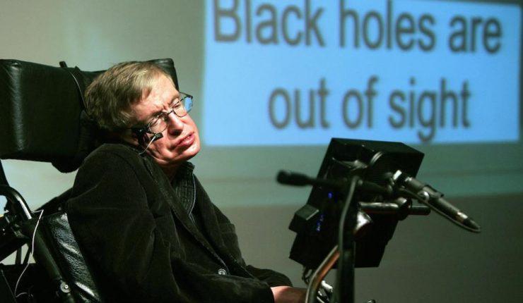 Presentaron el libro póstumo de Stephen Hawking