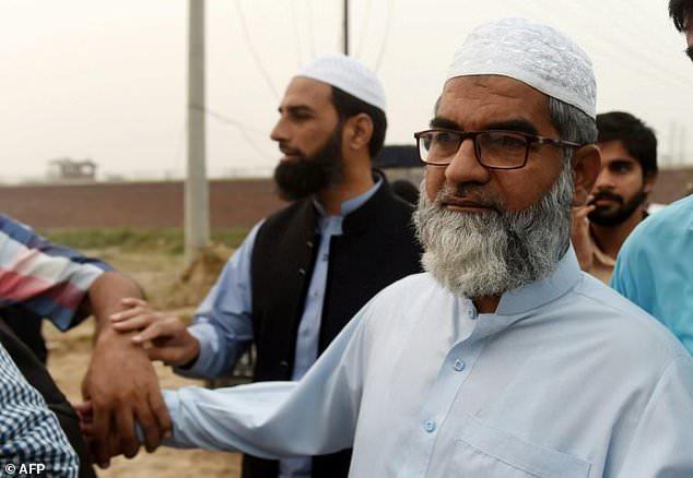 Mohammed Amin Ansari, padre de Zainab