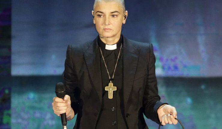 Sinéad O'Connor se convirtió al islamismo y ahora tiene nuevo nombre