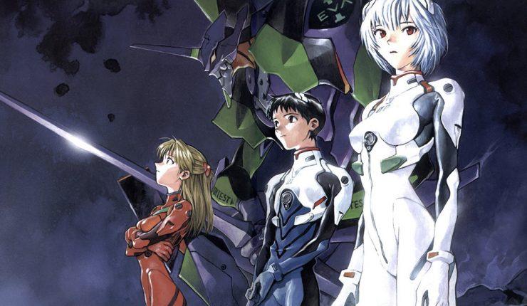 Netflix anuncia la serie y películas de Evangelion para la próxima primavera