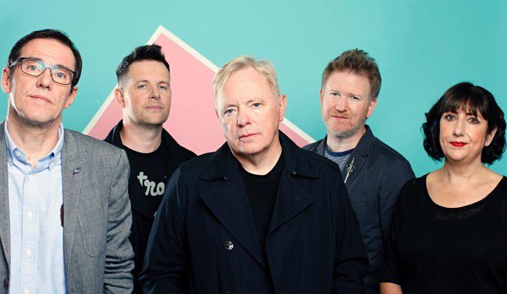 Se cancela show de New Order en Chile