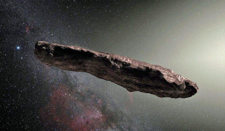 Científicos aseguran que Oumuamua es una nave extraterrestre que nos vigila
