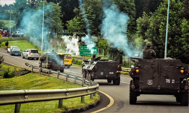 Mundo: Pueblo Mapuche inicia movilizaciones por 48 horas en Chile