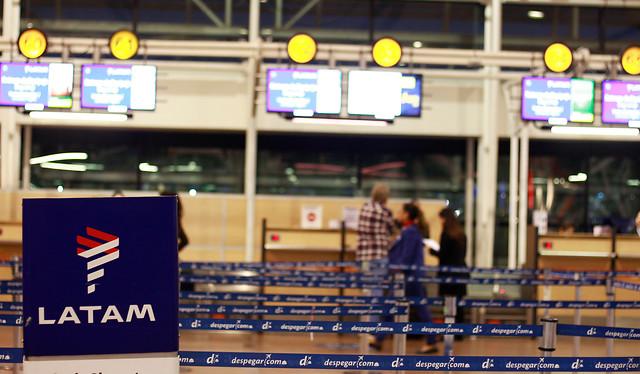 LATAM Airlines mantendrá sus vuelos a pesar de huelga