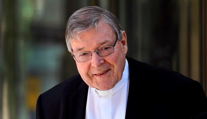 ¿Puede la condena al cardenal George Pell afectar el prestigio del Papa?