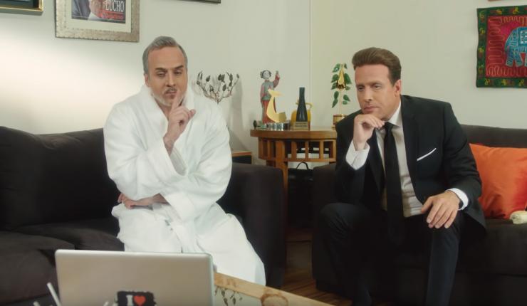 Stefan Kramer vuelve a sorprender con divertido viral: ahora juntó a Luis Miguel con Luis Jara