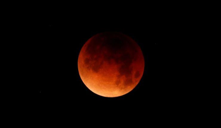Luna de sangre, superluna y eclipse ocurrirán en 24 días