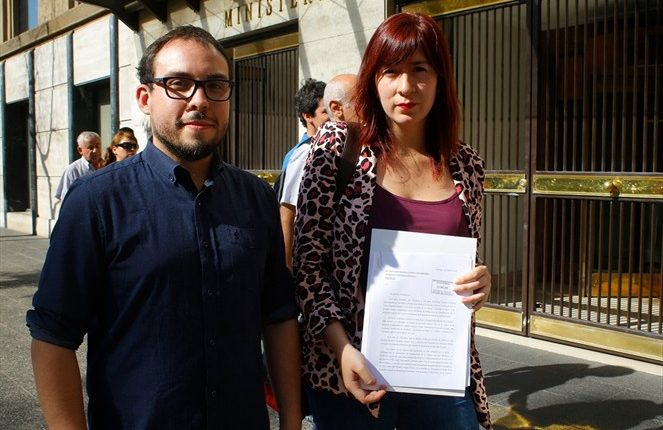 No hubo concurso para elegir a Fernanda Bachelet — Funcionarios de Cancillería