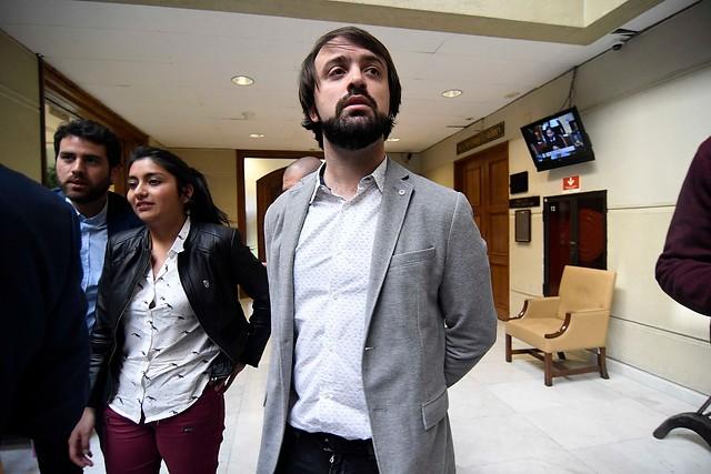 El accidentado acto en la municipalidad de Valparaíso por la revolución cubana