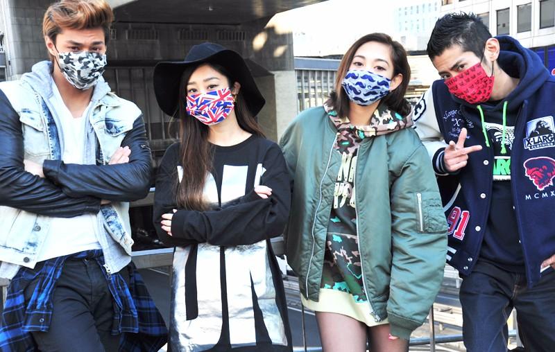 Por qué usan mascarillas las estrellas de K-Pop?