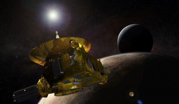 New Horizons se aproxima a Ultima Thule, la última frontera conocida