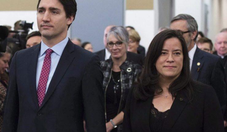 Revelan presunta corrupción del gobierno del primer ministro de Canadá