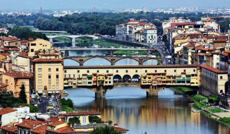 Embajada de Italia sortea 5 pasajes dobles a Florencia — Concurso