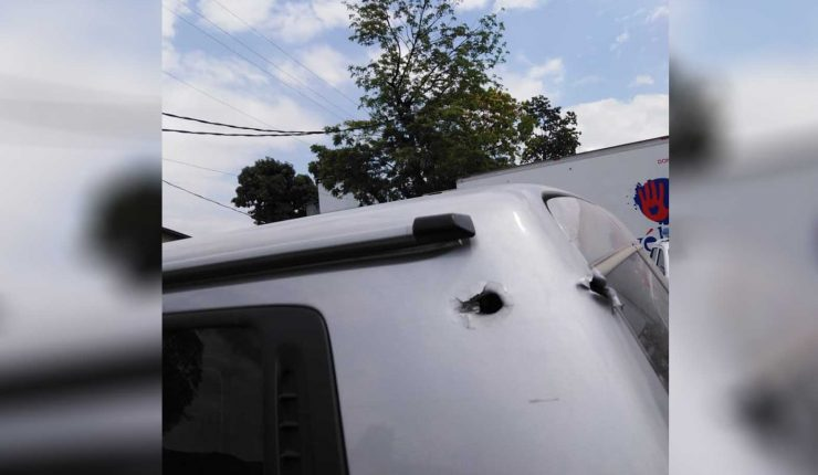 Con fusiles de asalto atacan comitiva del embajador chileno en Haití