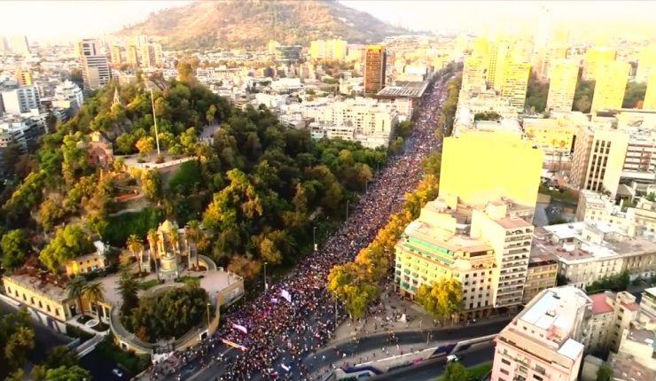 Resultado de imagen para marcha del 9 de marzo en chile
