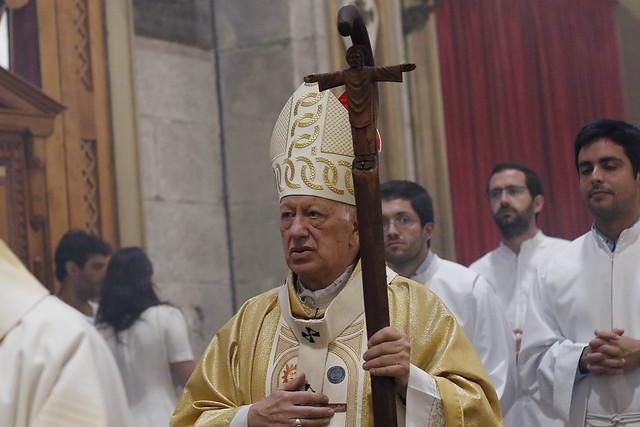 El cardenal Ezzati
