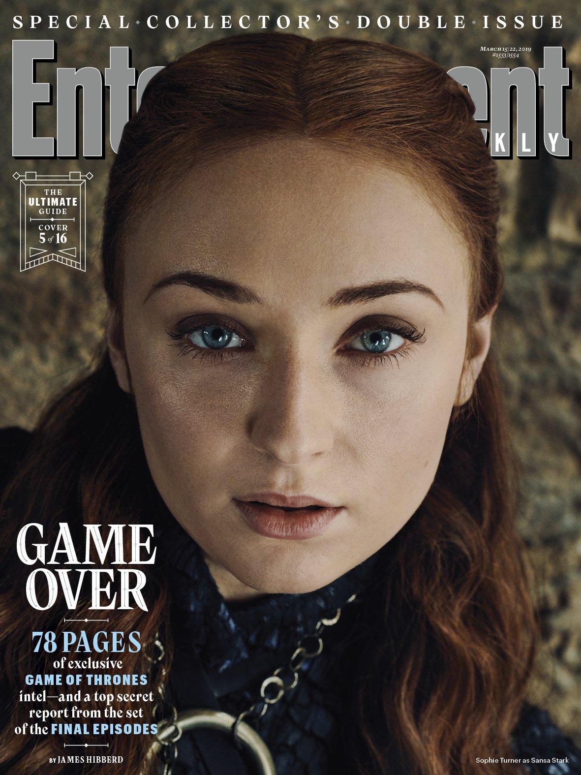 Revelan Imágenes Inéditas De 21 Personajes De Game Of Thrones En La