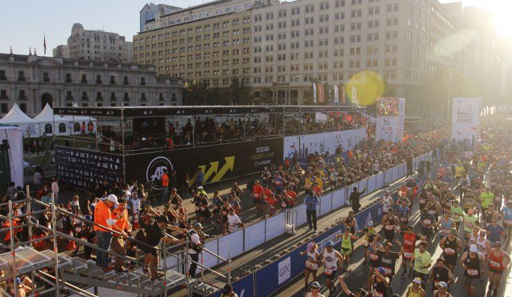 Hombre de 51 años falleció en Maratón de Santiago