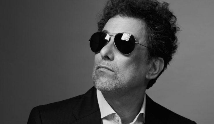 Andrés Calamaro llega a Concepción y Santiago para presentar nuevo álbum