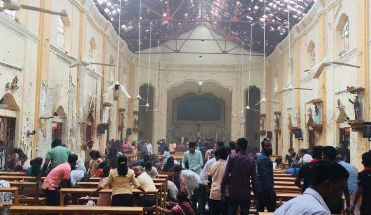 Más de 130 muertos en un atentado en dos iglesias católicas