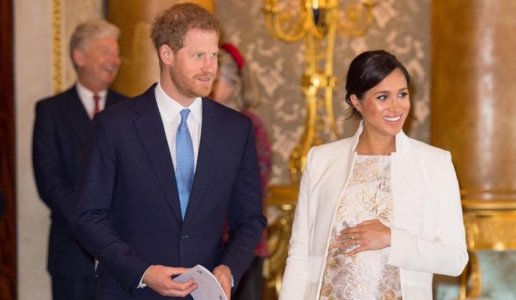 Inglaterra tiene nuevo heredero: nació el hijo de Meghan y Harry