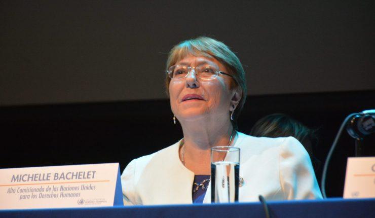 Michelle Bachelet podría visitar Venezuela antes de julio, según Jorge Valero