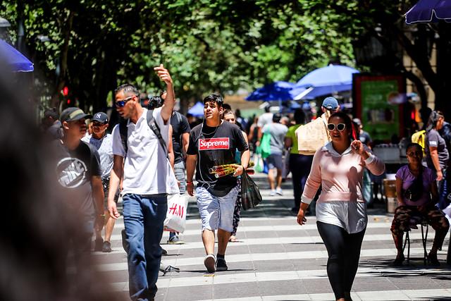 Desempleo en Chile alcanzó 6,9% en el trimestre febrero-abril