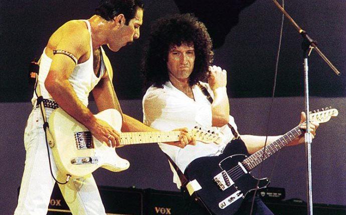 Guitarrista de Queen propone Live Aid contra cambio climático