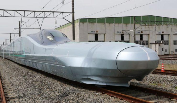Japón inicia pruebas de la próxima generación de trenes bala: Alfa-X