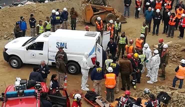 Resultado de imagen para rescate de mineros en tocopilla