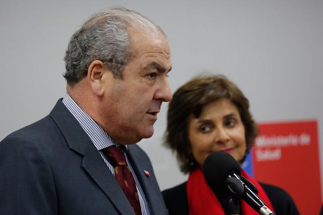 Subsecretario Luis Castillo renunció tras polémicos dichos de