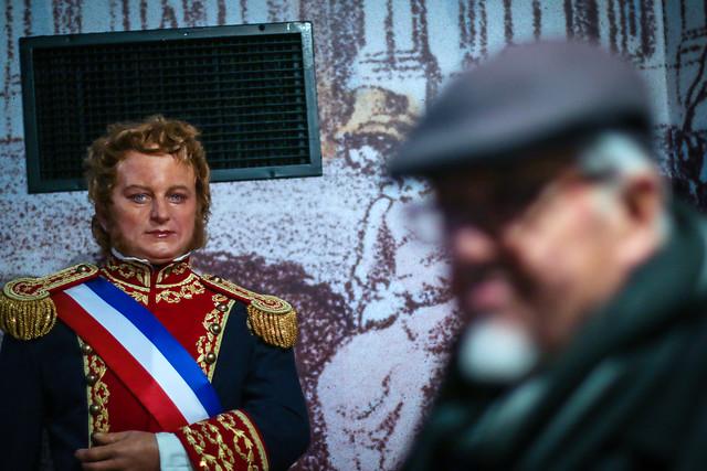 Despiden a escultor del Museo de Cera de Las Condes