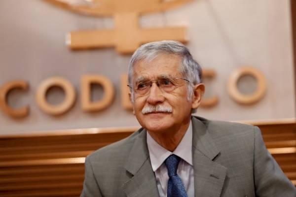 Designan a Octavio Araneda como presidente ejecutivo de Codelco