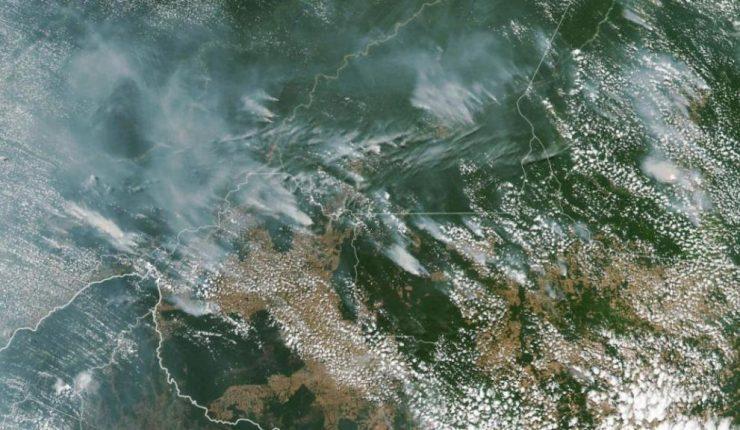 Los incendios en el Amazonas ponen en riesgo el acuerdo UE-Mercosur
