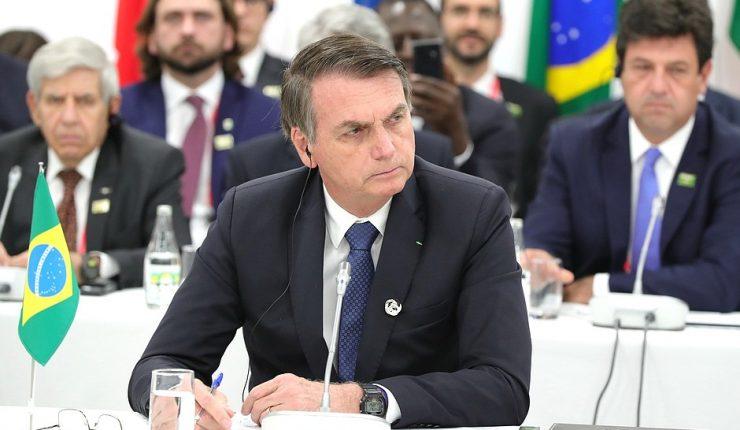 Brasil | presidente Jair Bolsonaro en evento religioso: Familia es hombre y mujer