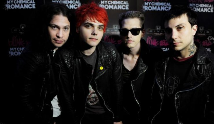 ¡Es real! My Chemical Romance anuncia su regreso