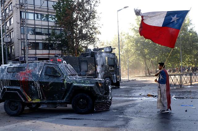 """Amnistía Internacional enviará a Chile equipo para documentar """"graves  violaciones de derechos humanos"""""""