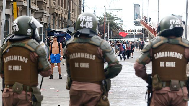 Amnistía Internacional alarmada por abusos policiales en las protestas de Chile